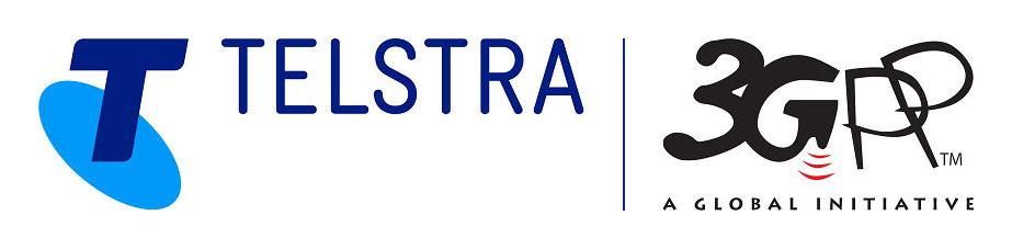 Telstra 3GPP Logo